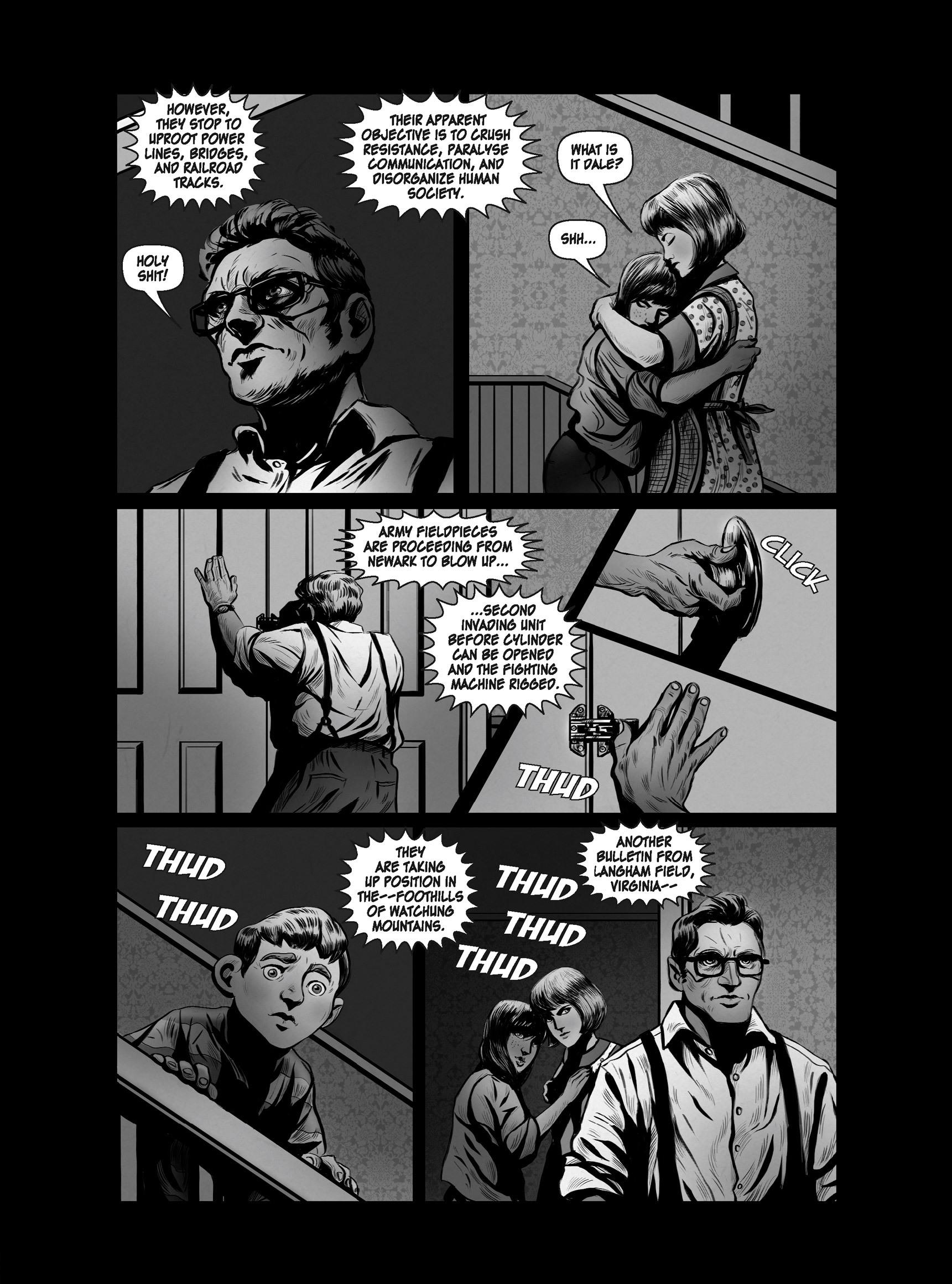Read online FUBAR comic -  Issue #3 - 256