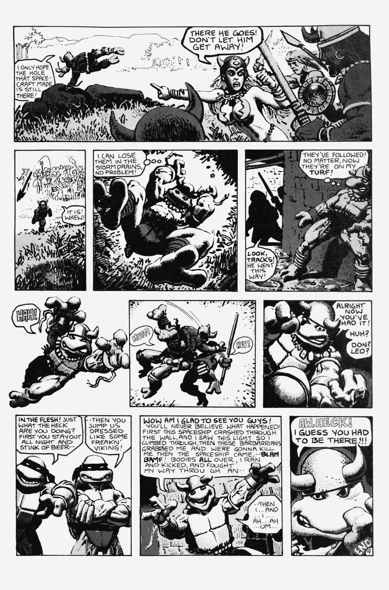 Read online Shell Shock comic -  Issue # Full - 185