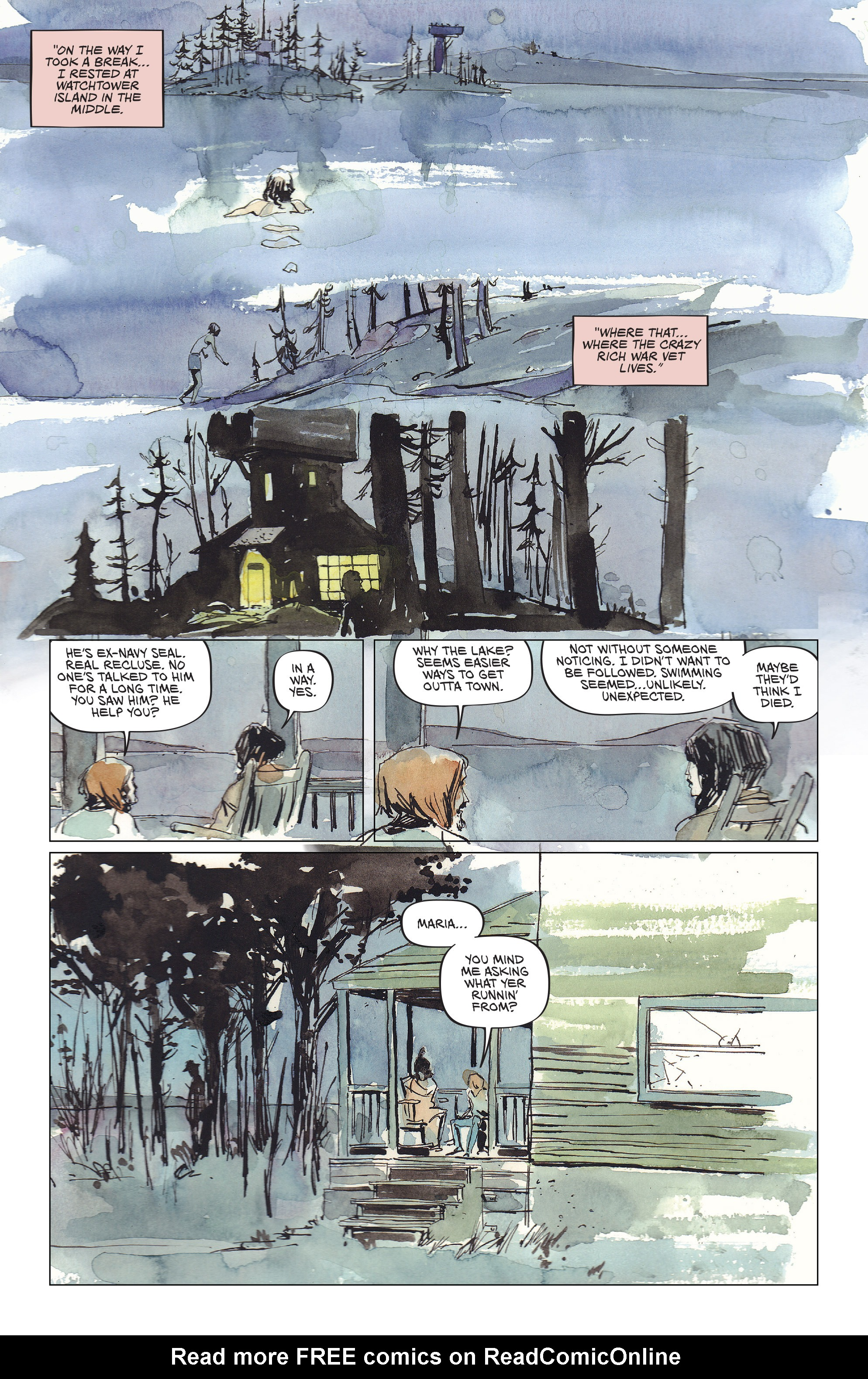 Read online Grass Kings comic -  Issue #3 - 7