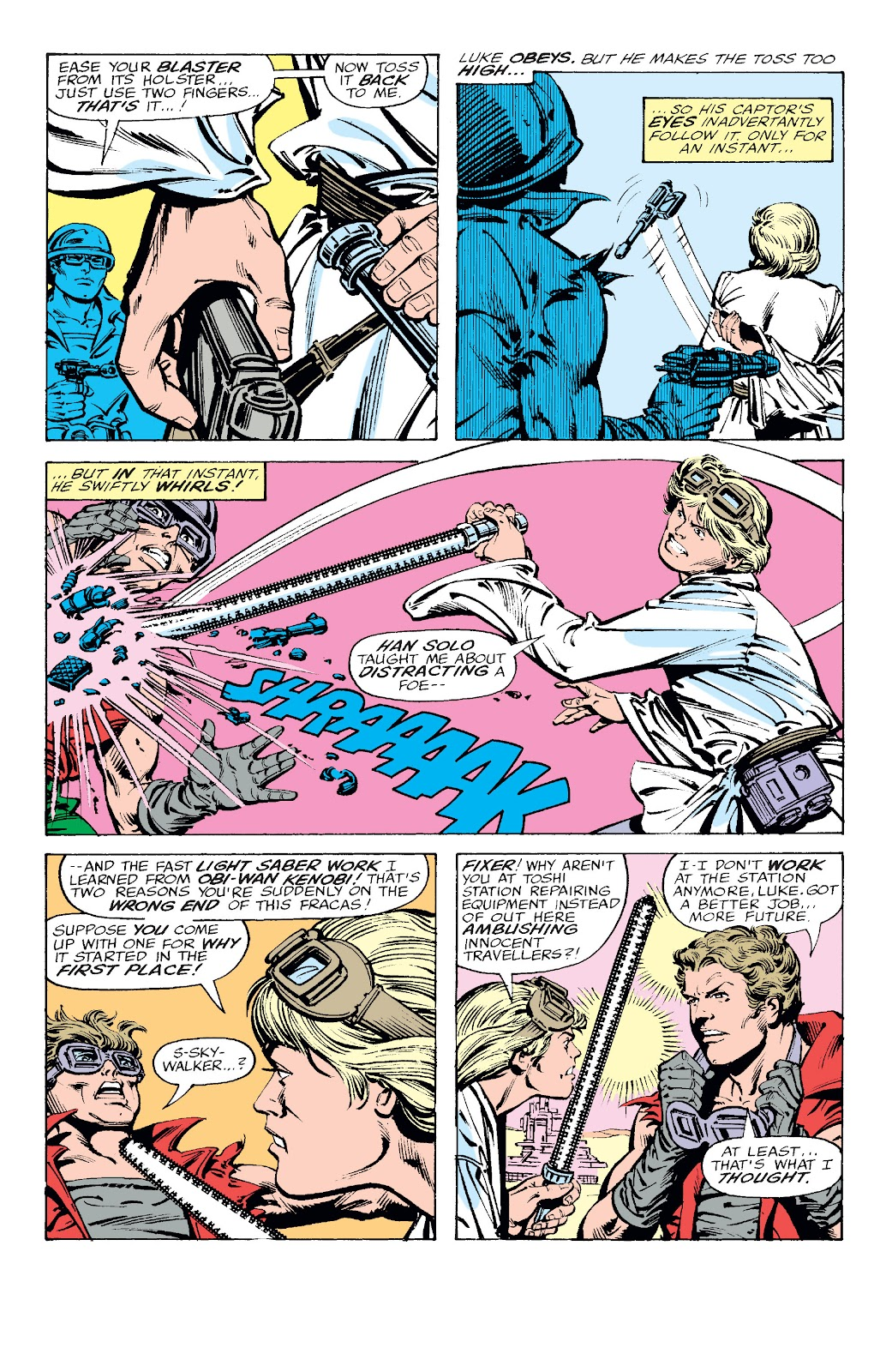 Read online Star Wars Legends: The Original Marvel Years - Epic Collection comic -  Issue # TPB 2 (Part 2) - 38