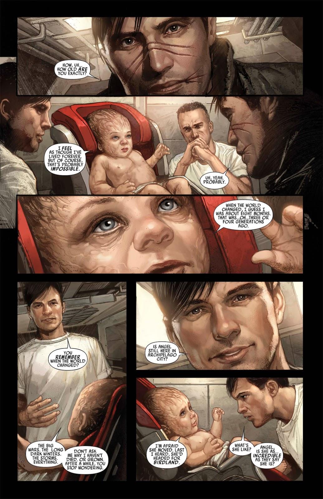 Read online After Dark comic -  Issue #2 - 29