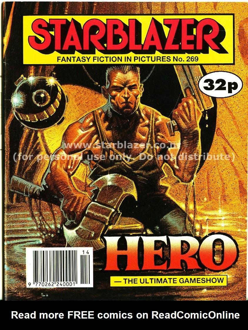 Starblazer issue 269 - Page 1