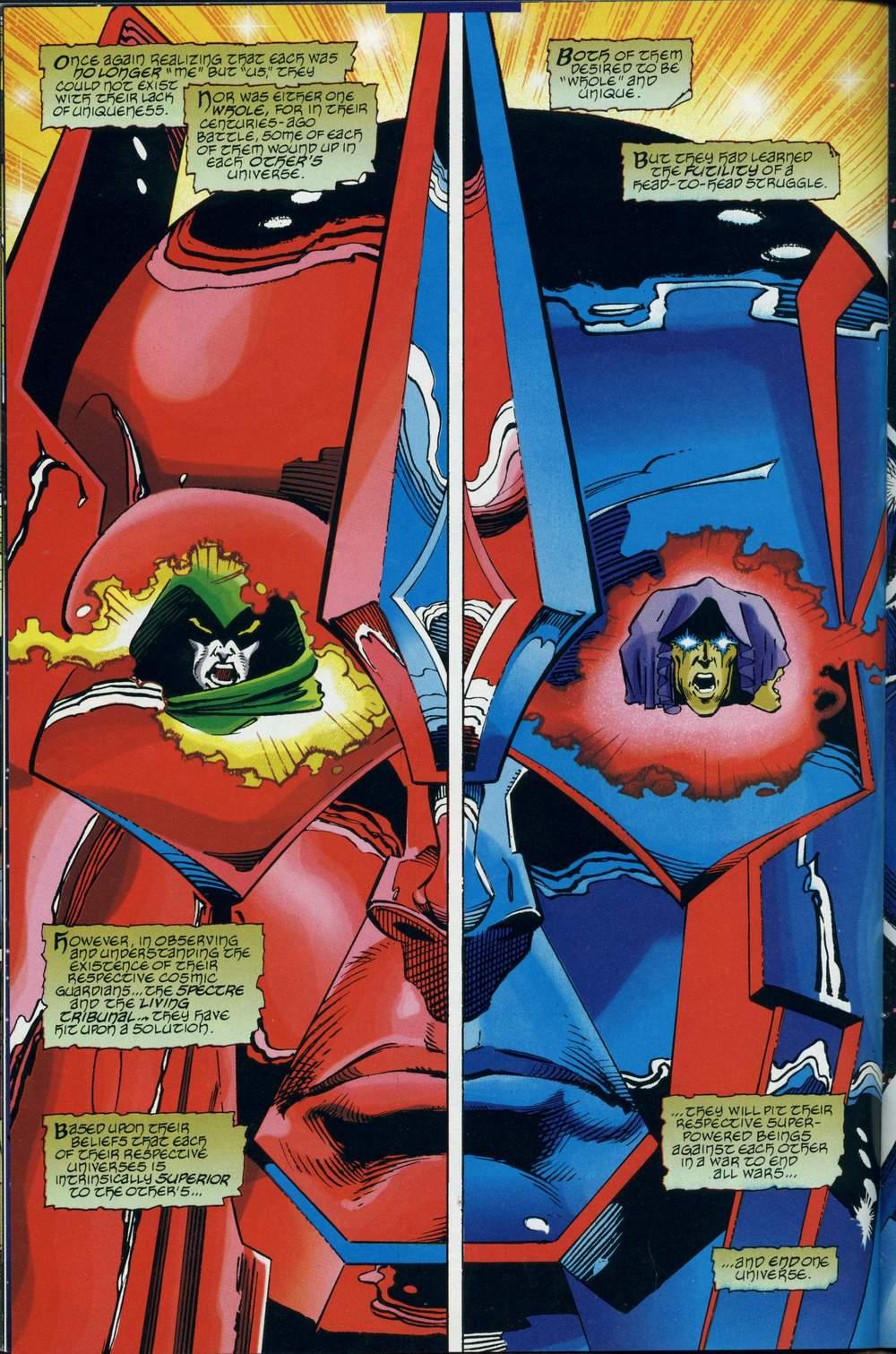 Read online DC Versus Marvel Comics comic -  Issue #2 - 15