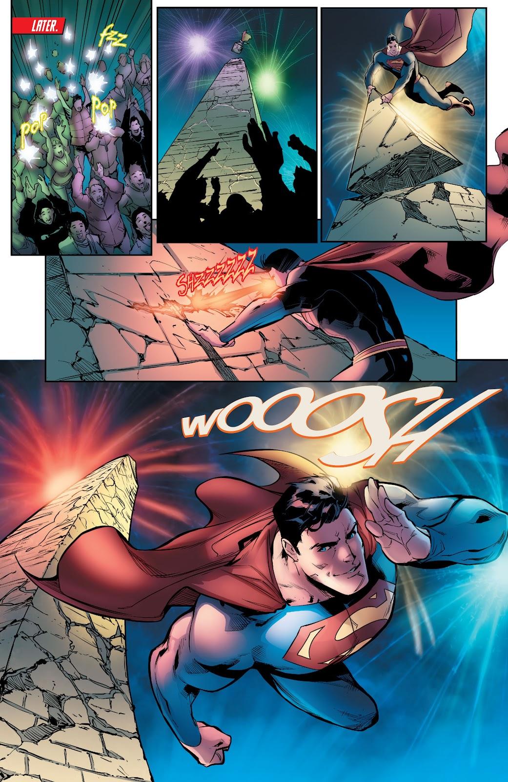 Read online Smallville Season 11 [II] comic -  Issue # TPB 5 - 130