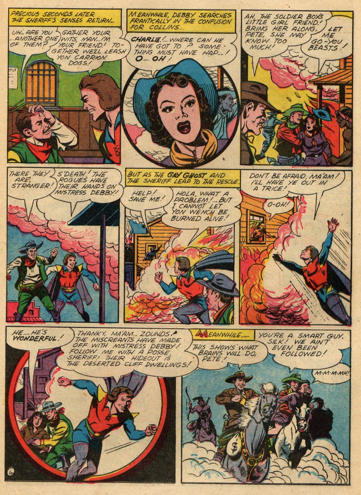 Read online Sensation (Mystery) Comics comic -  Issue #22 - 36