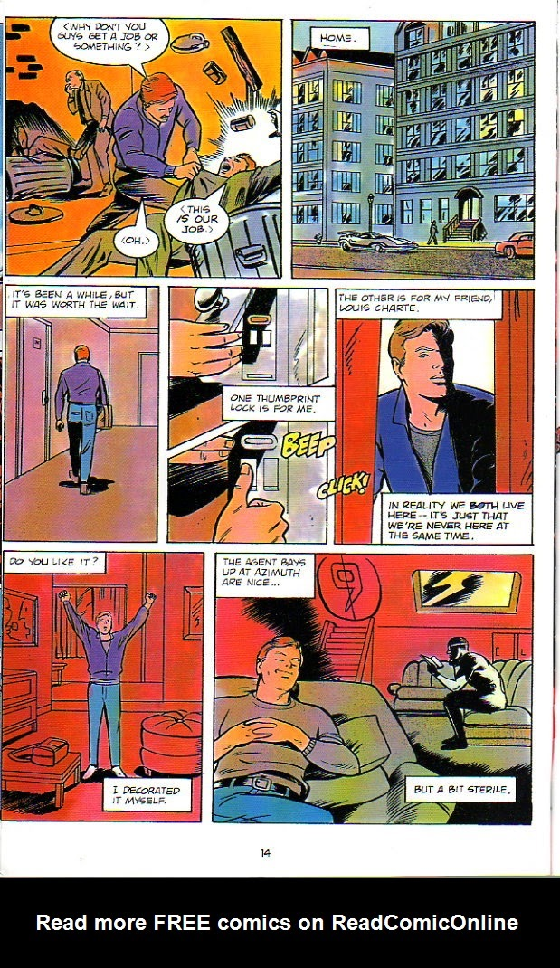 Racer X (1988) issue 1 - Page 8