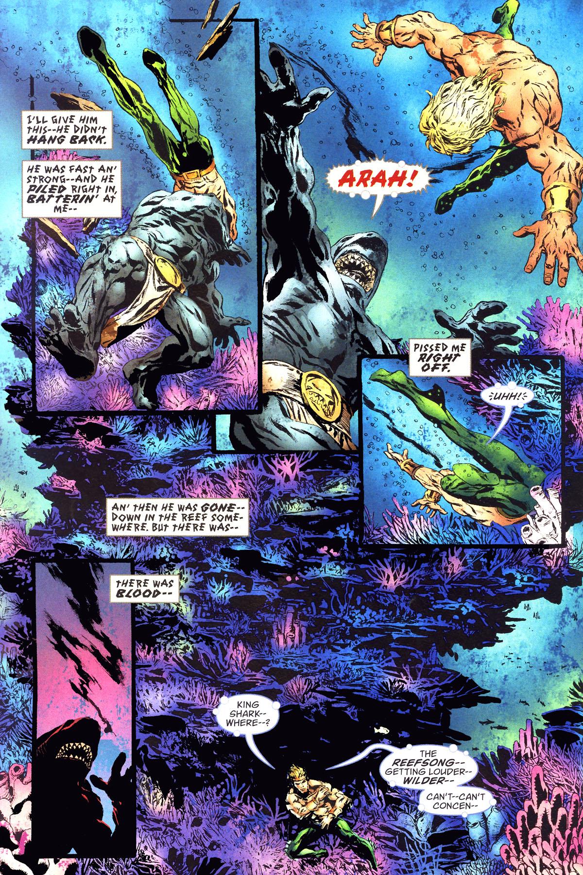 Read online Aquaman: Sword of Atlantis comic -  Issue #47 - 13