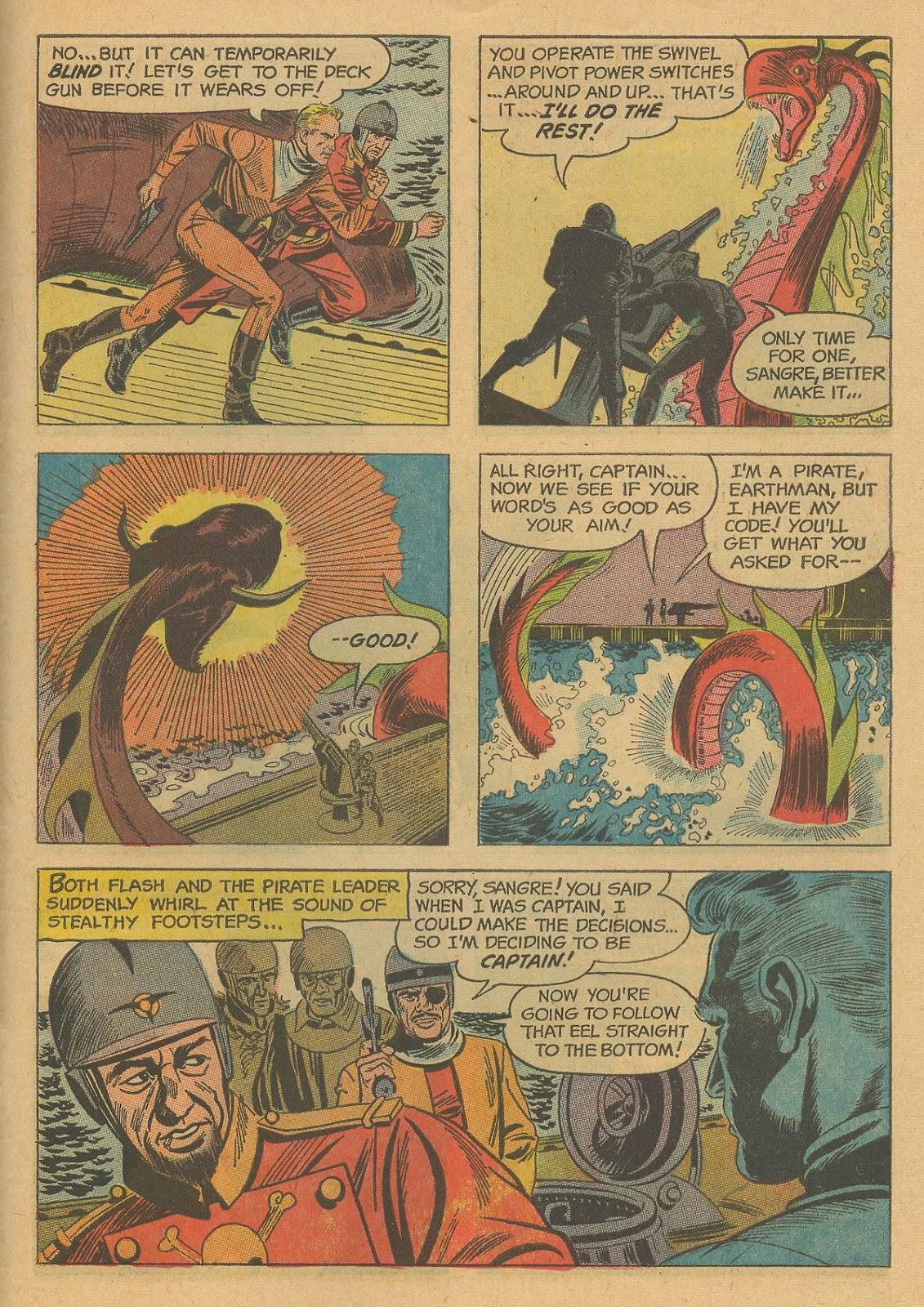 Flash Gordon (1966) issue 2 - Page 31