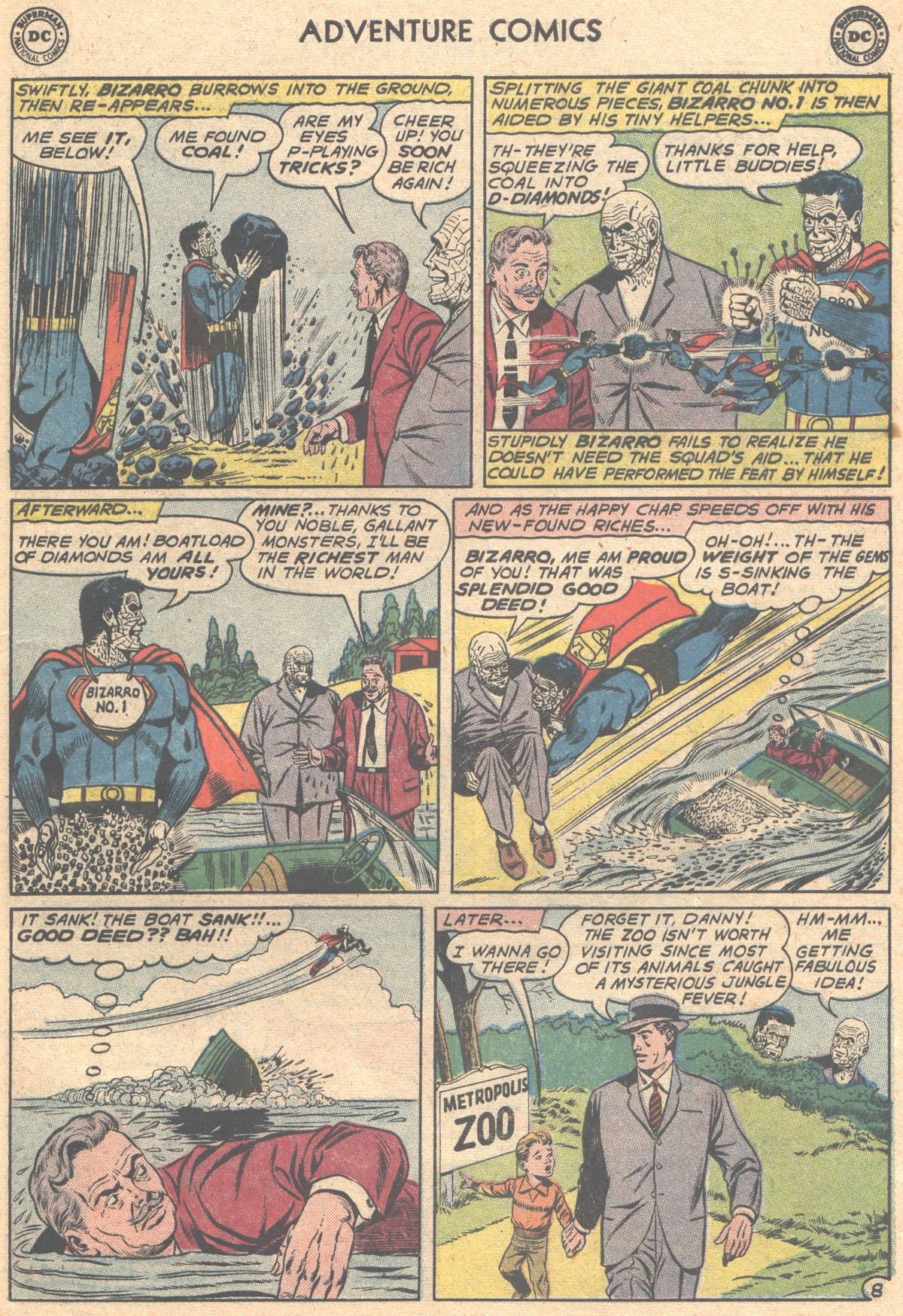 Read online Adventure Comics (1938) comic -  Issue #293 - 27