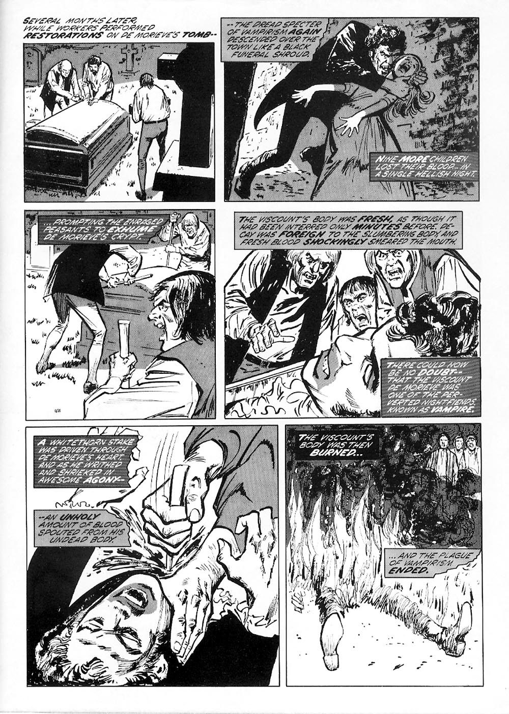Vampire Tales issue 5 - Page 62