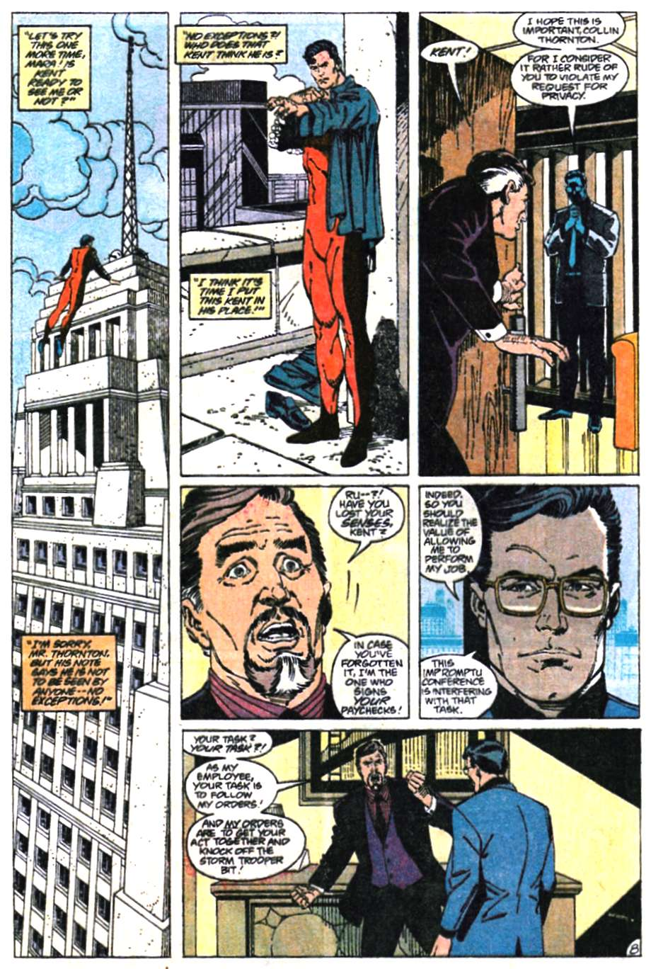 Read online Adventures of Superman (1987) comic -  Issue #465 - 9