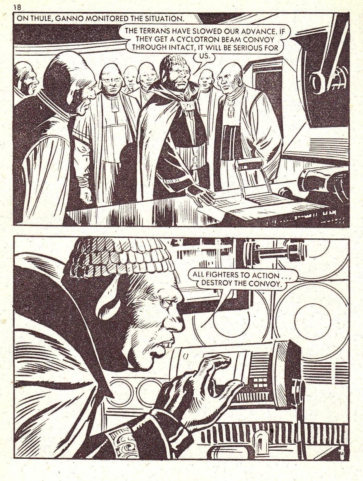 Starblazer issue 72 - Page 18