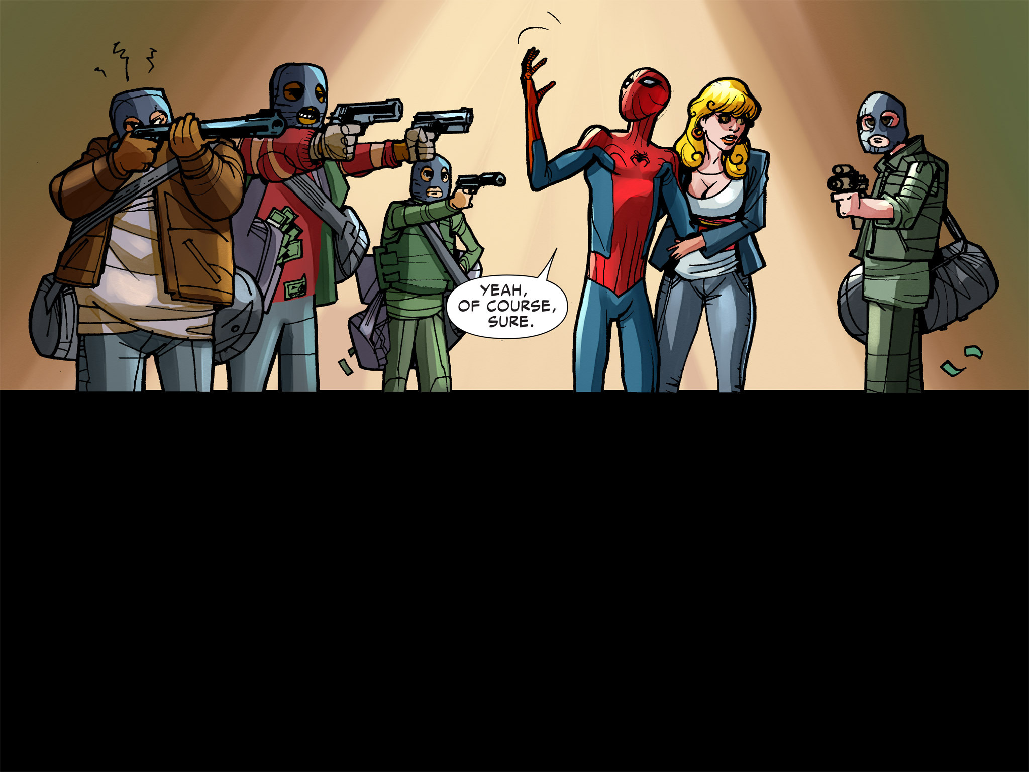 Read online Amazing Spider-Man: Who Am I? comic -  Issue # Full (Part 1) - 65