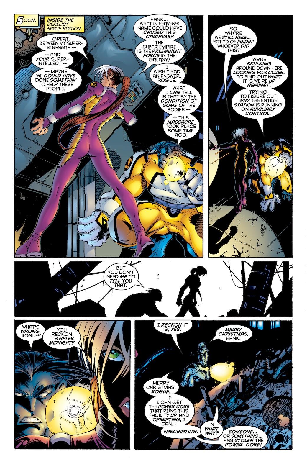 Uncanny X-Men (1963) issue 342 - Page 19