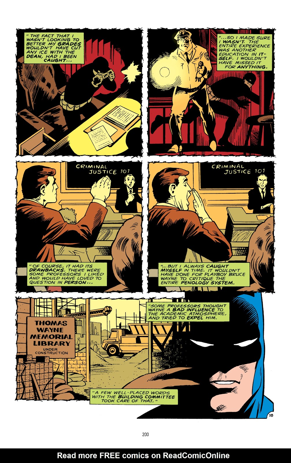 Read online Detective Comics (1937) comic -  Issue # _TPB Batman - The Dark Knight Detective 1 (Part 2) - 100