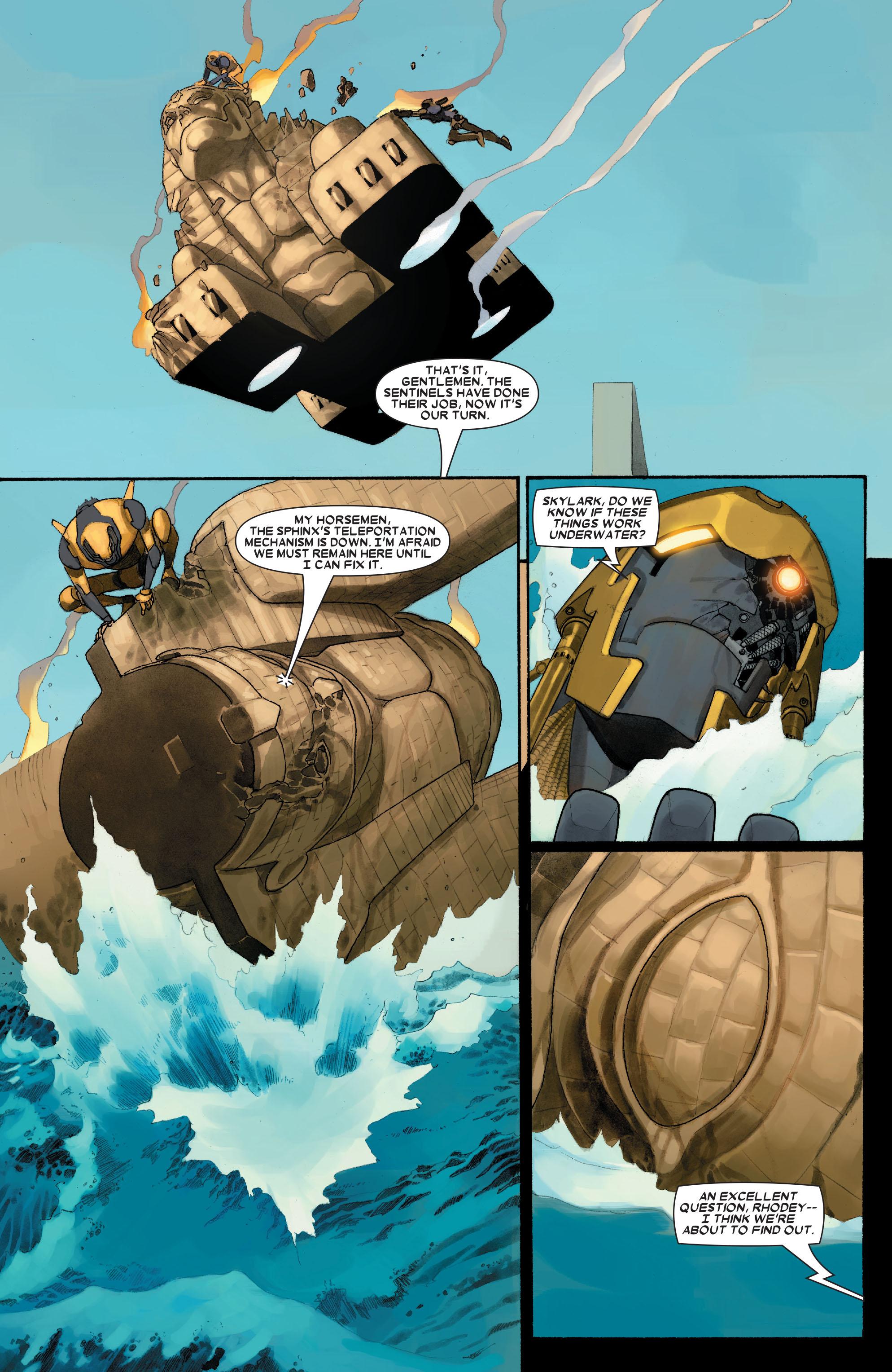 X-Men (1991) 186 Page 9