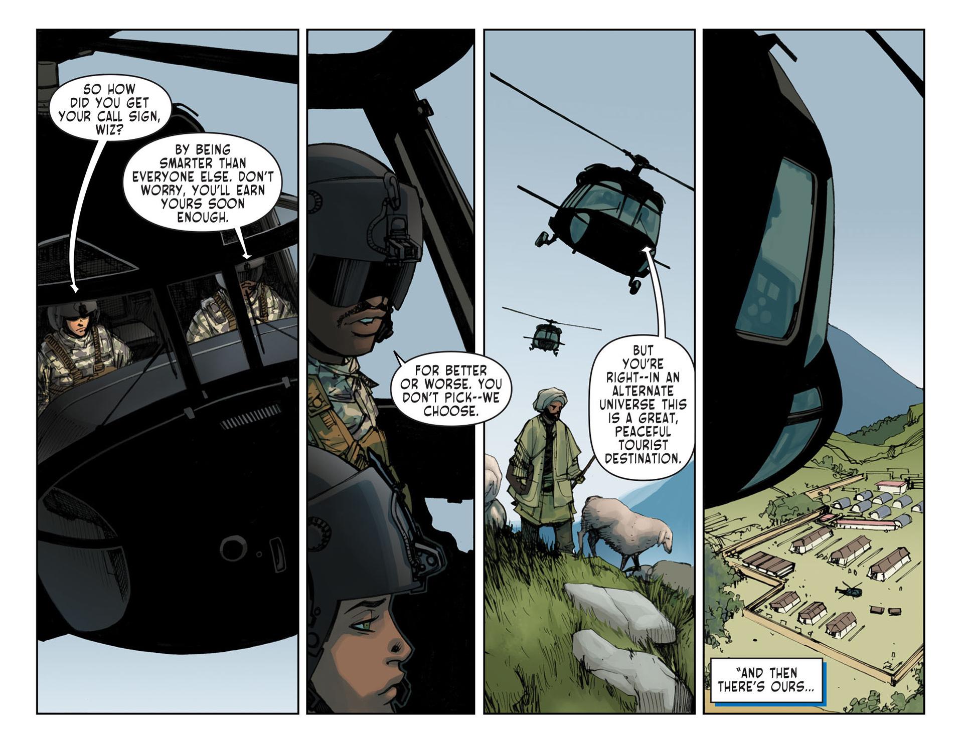 Read online Sensation Comics Featuring Wonder Woman comic -  Issue #19 - 4