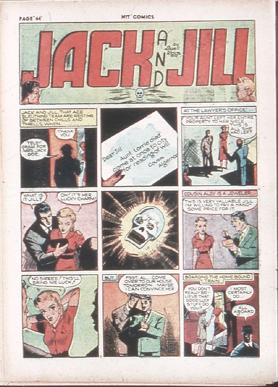 Read online Hit Comics comic -  Issue #7 - 46