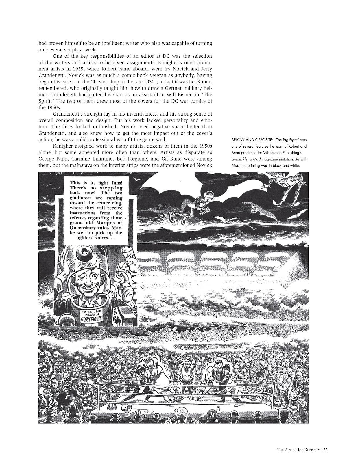 Read online The Art of Joe Kubert comic -  Issue # TPB (Part 2) - 35