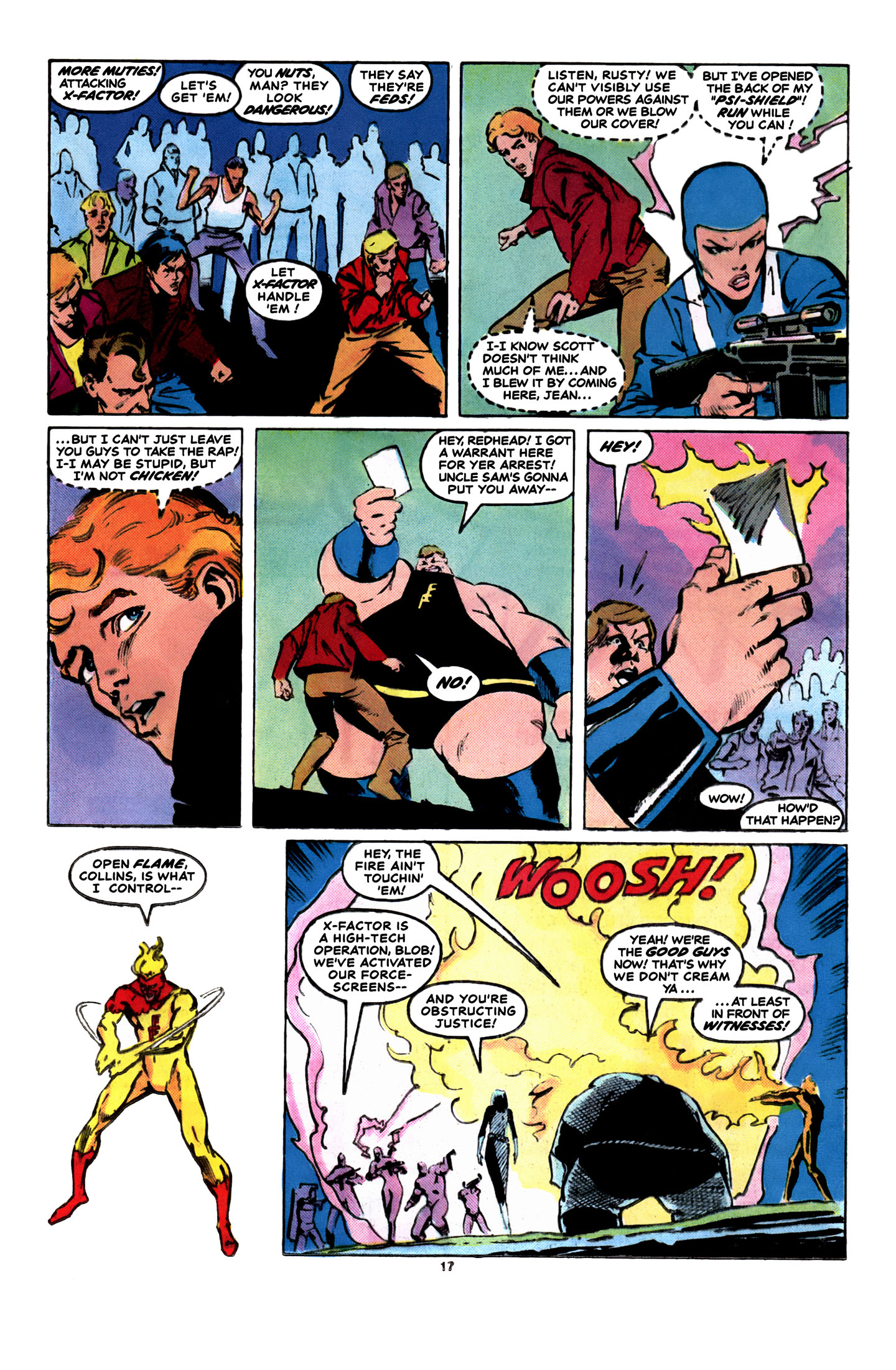 Read online X-Factor (1986) comic -  Issue #8 - 18