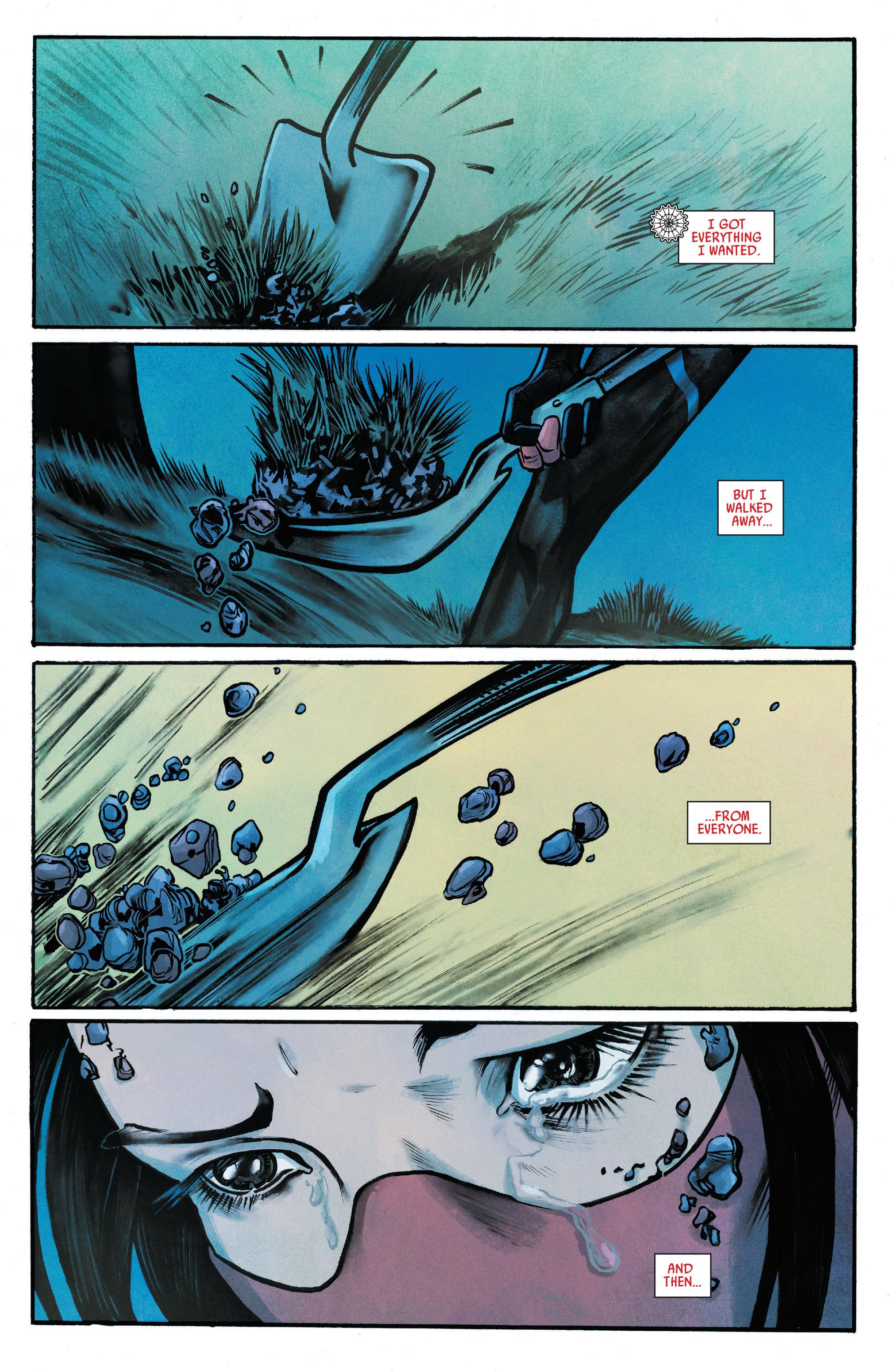 Read online Silk (2016) comic -  Issue #18 - 3