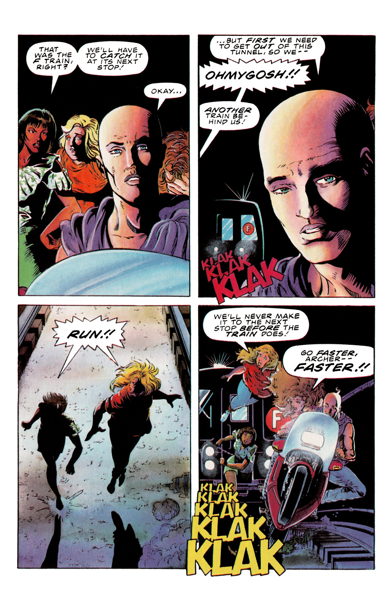 Read online Harbinger (1992) comic -  Issue #22 - 15