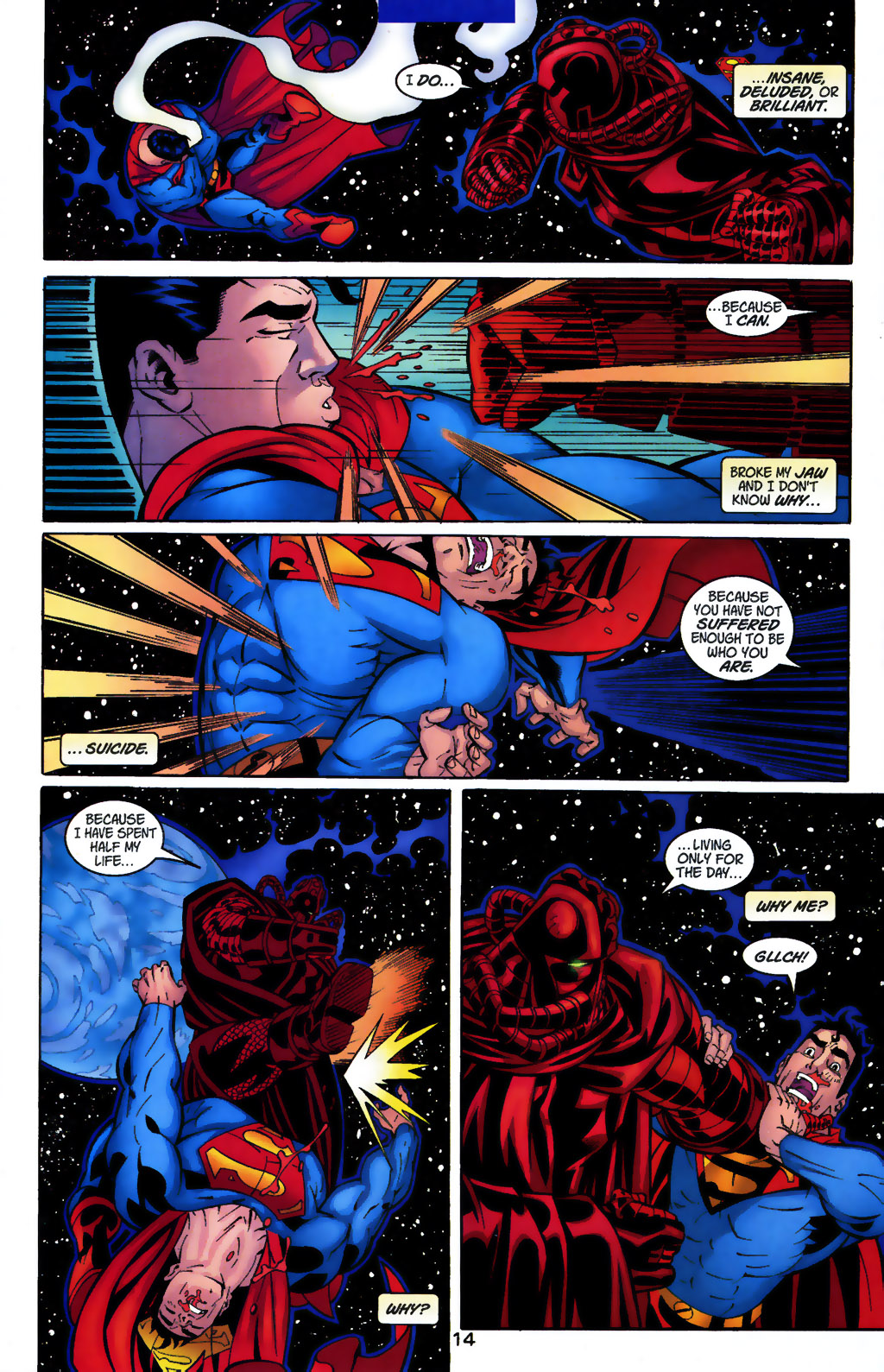 Read online Action Comics (1938) comic -  Issue #780 - 14