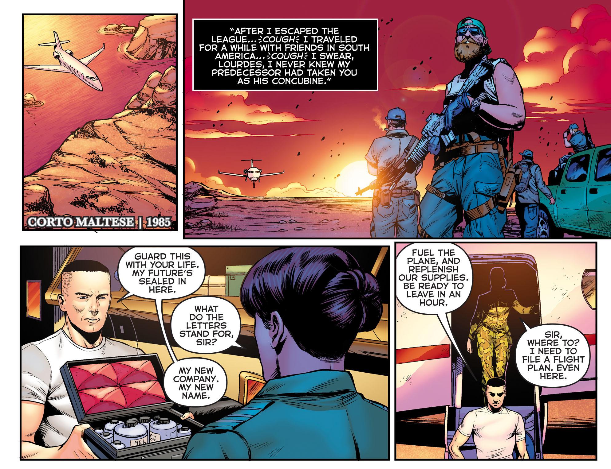 Read online Arrow: The Dark Archer comic -  Issue #10 - 3