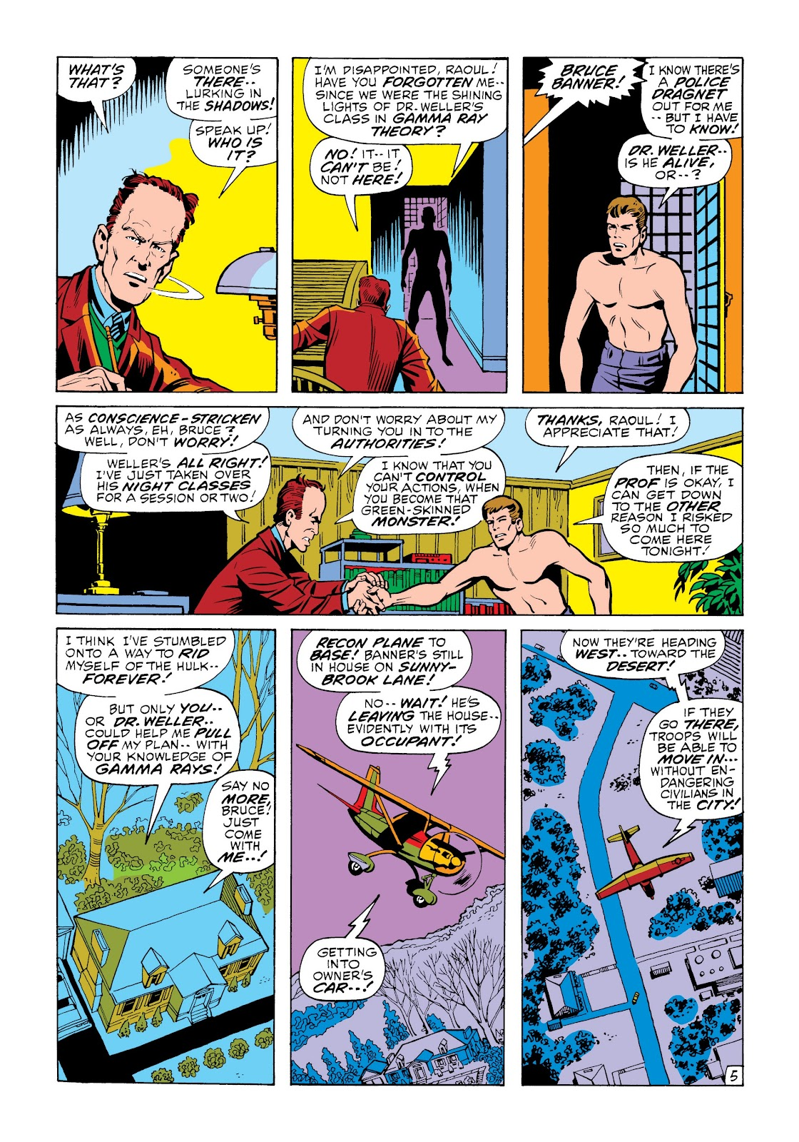 Read online Marvel Masterworks: The Incredible Hulk comic -  Issue # TPB 6 (Part 2) - 79
