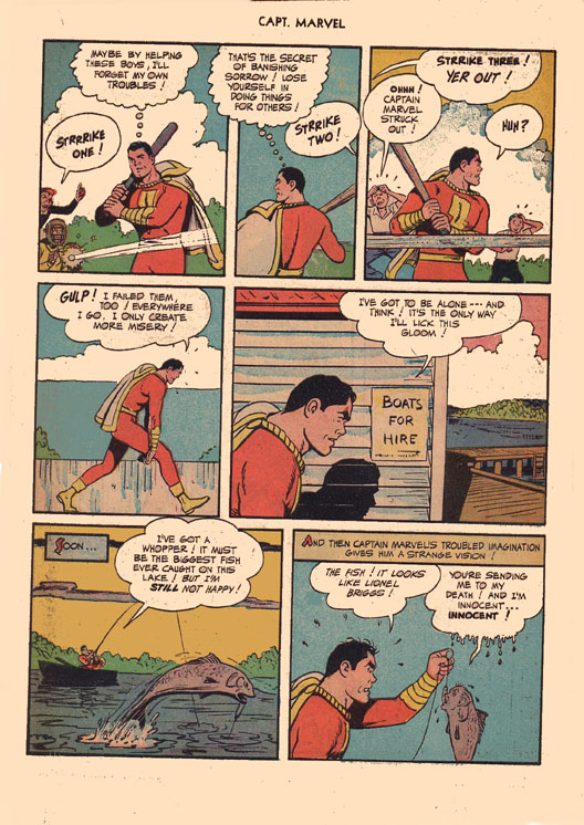 Captain Marvel Adventures issue 89 - Page 17