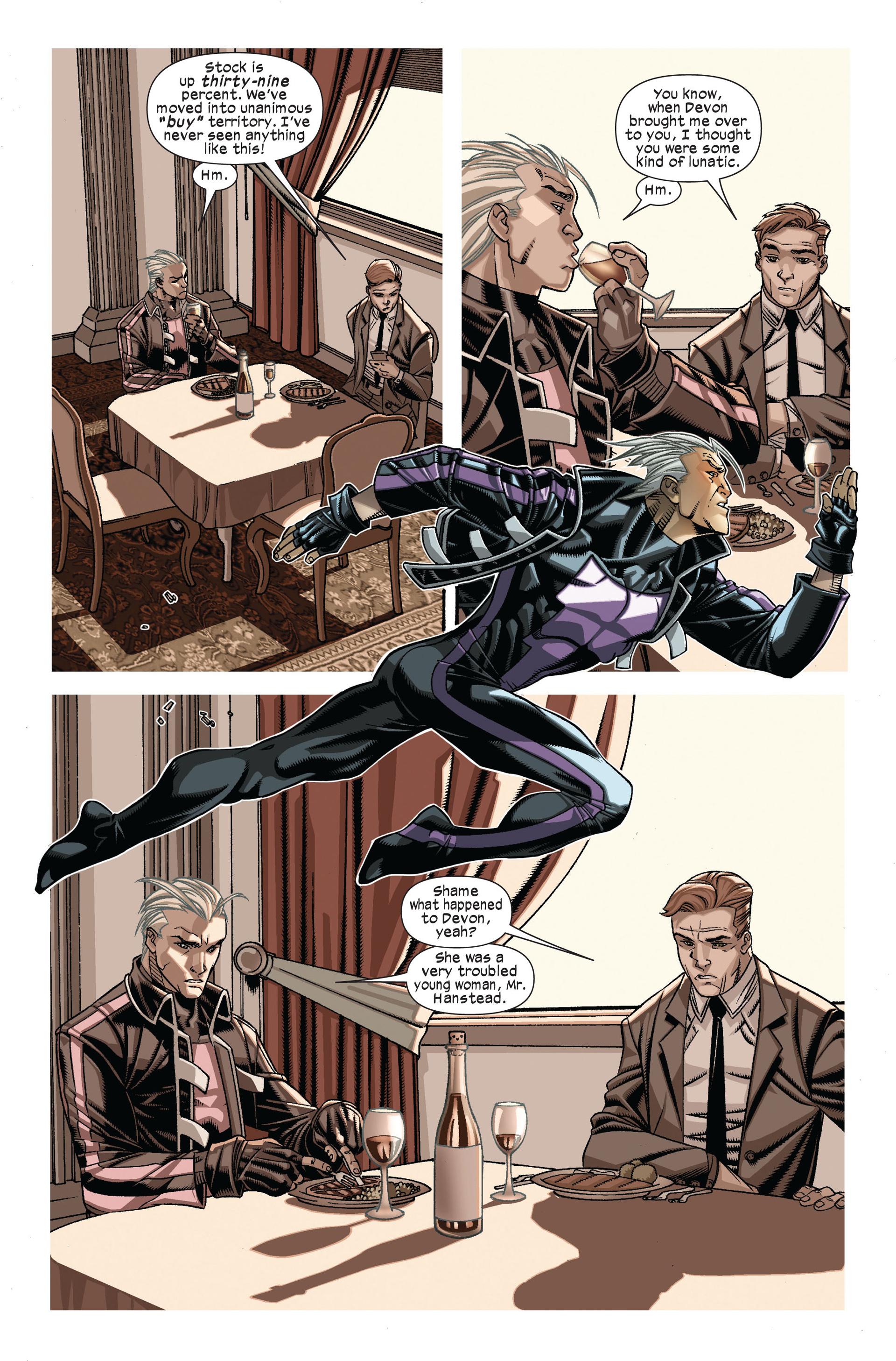 Read online Ultimate Comics X-Men comic -  Issue #7 - 9
