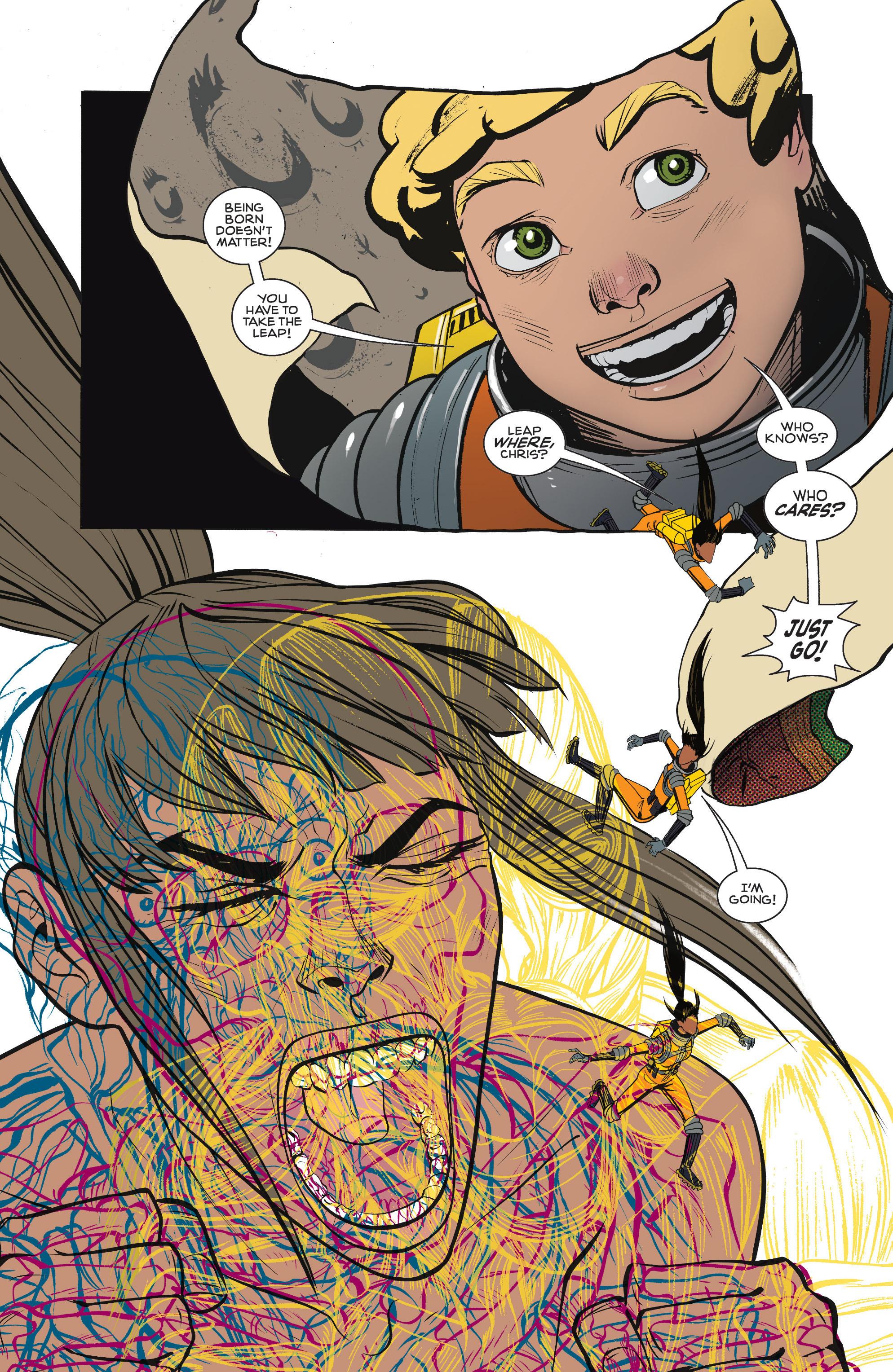 Read online Shutter comic -  Issue #10 - 4