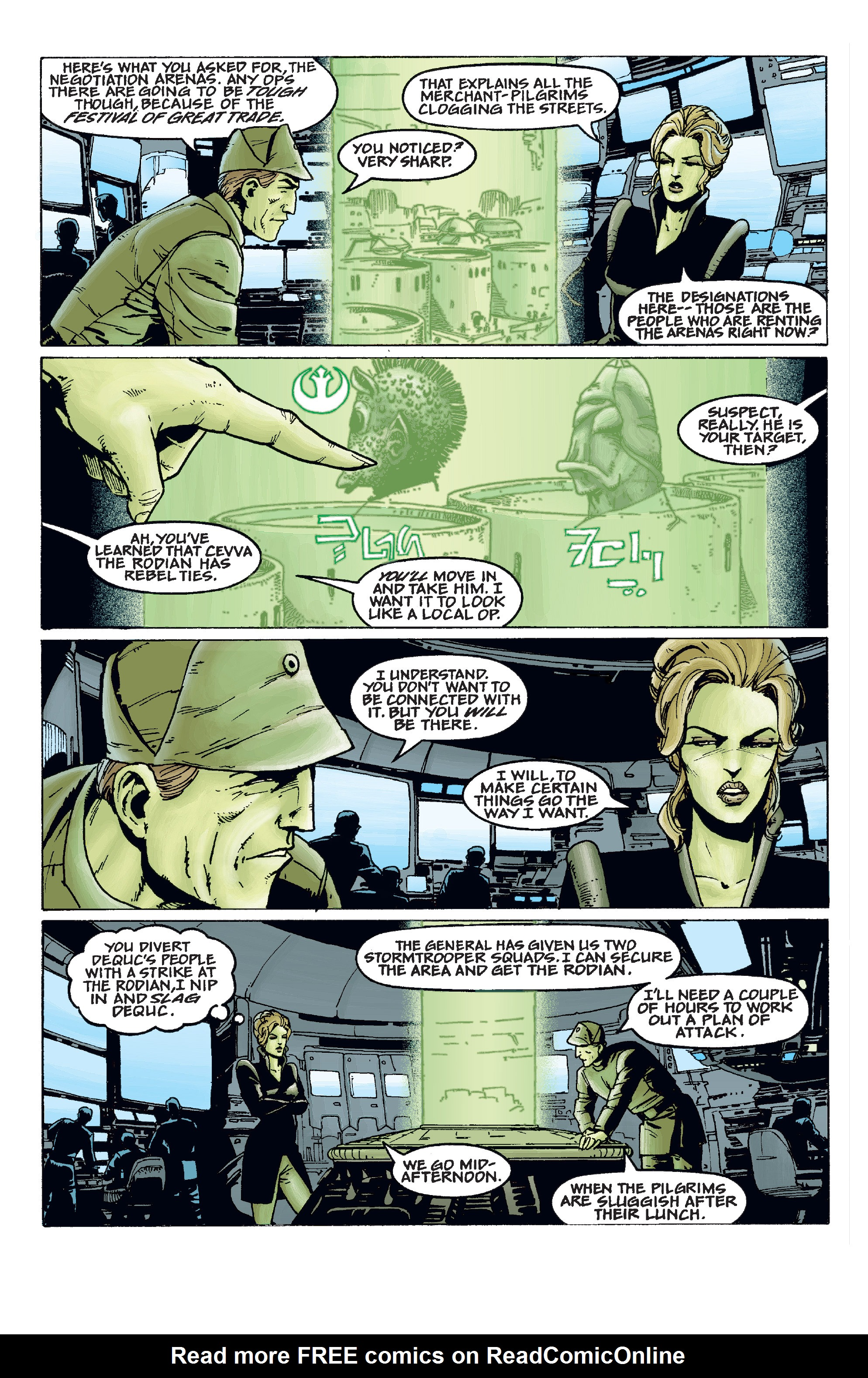 Read online Star Wars Omnibus comic -  Issue # Vol. 11 - 174
