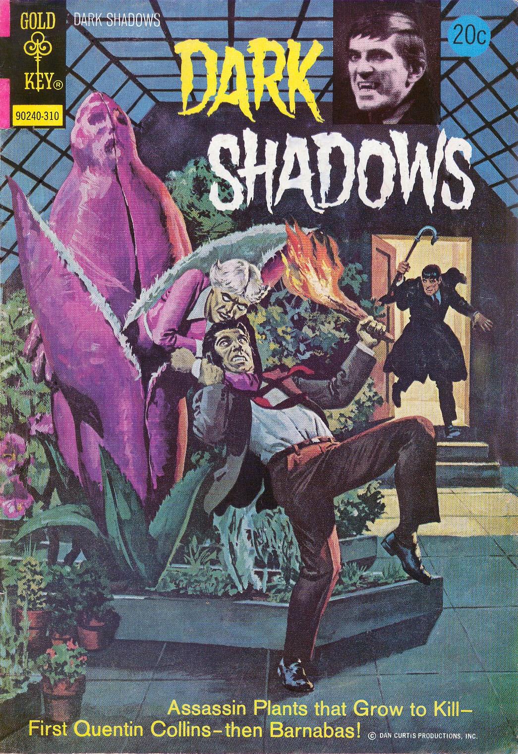 Dark Shadows (1969) 22 Page 1