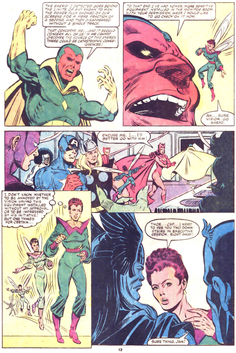 The Avengers (1963) 242 Page 12