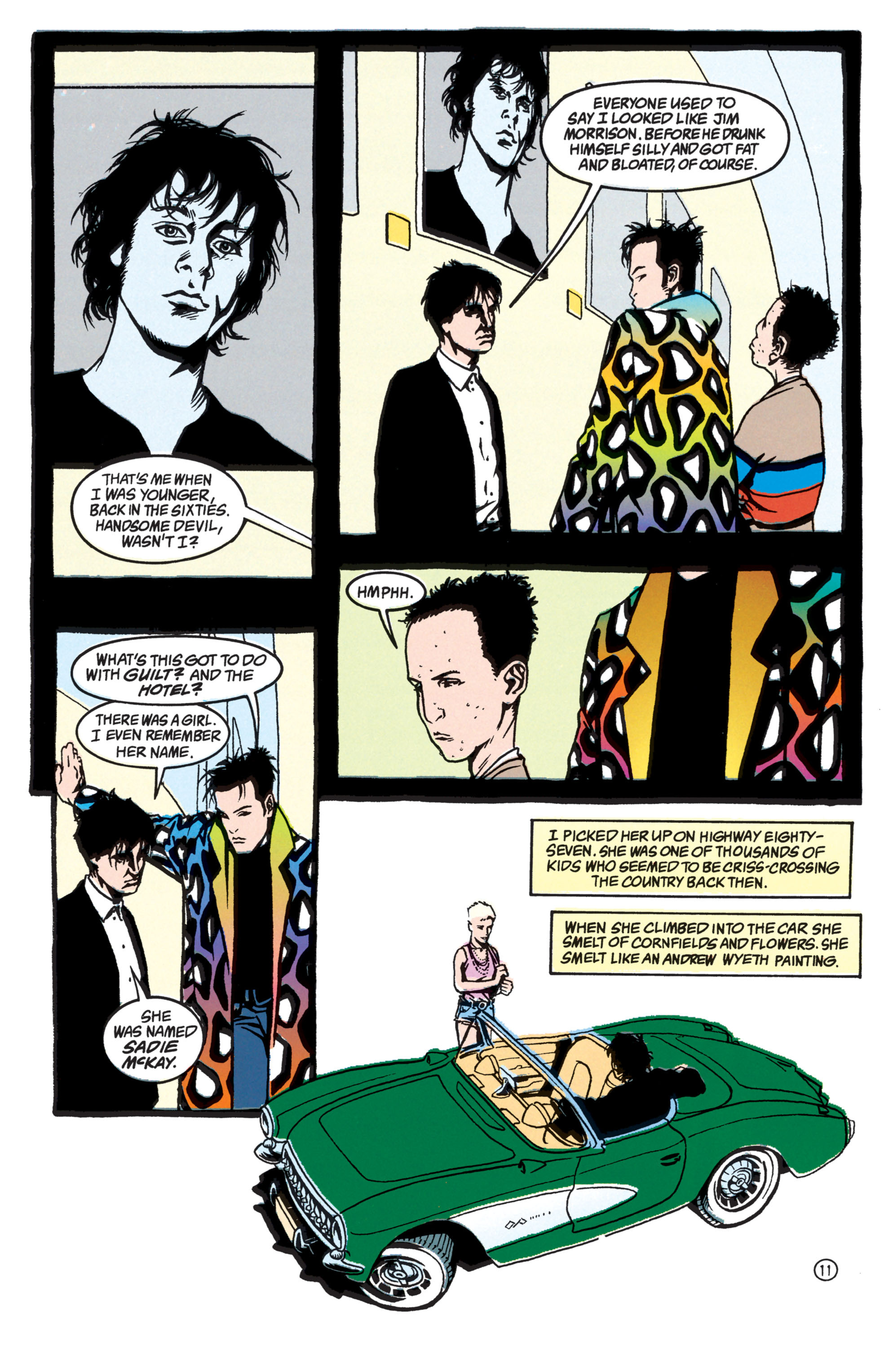 Read online Shade, the Changing Man comic -  Issue #40 - 12