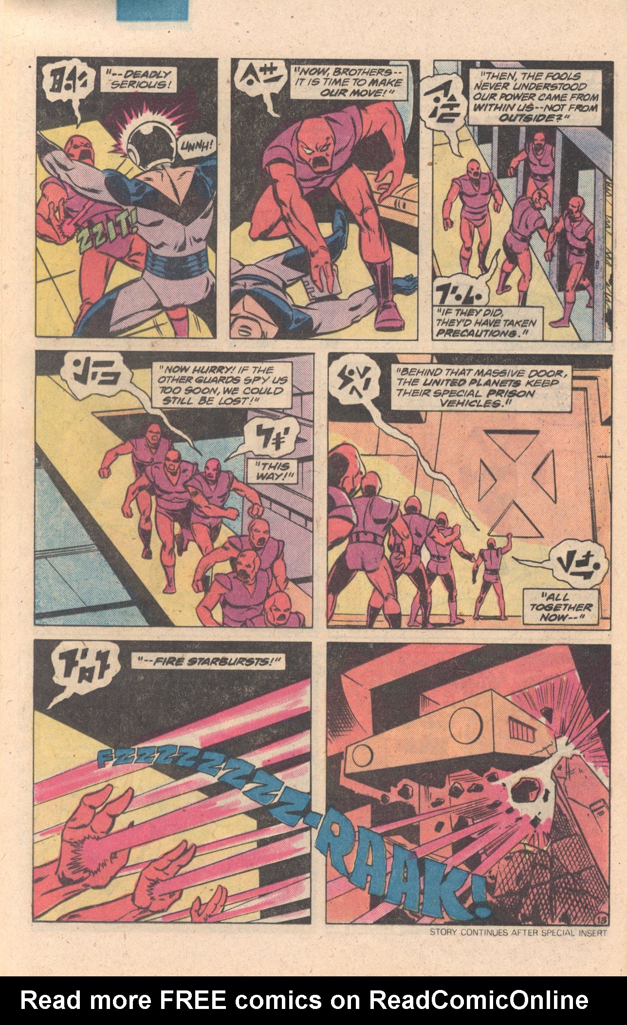 Legion of Super-Heroes (1980) 272 Page 13