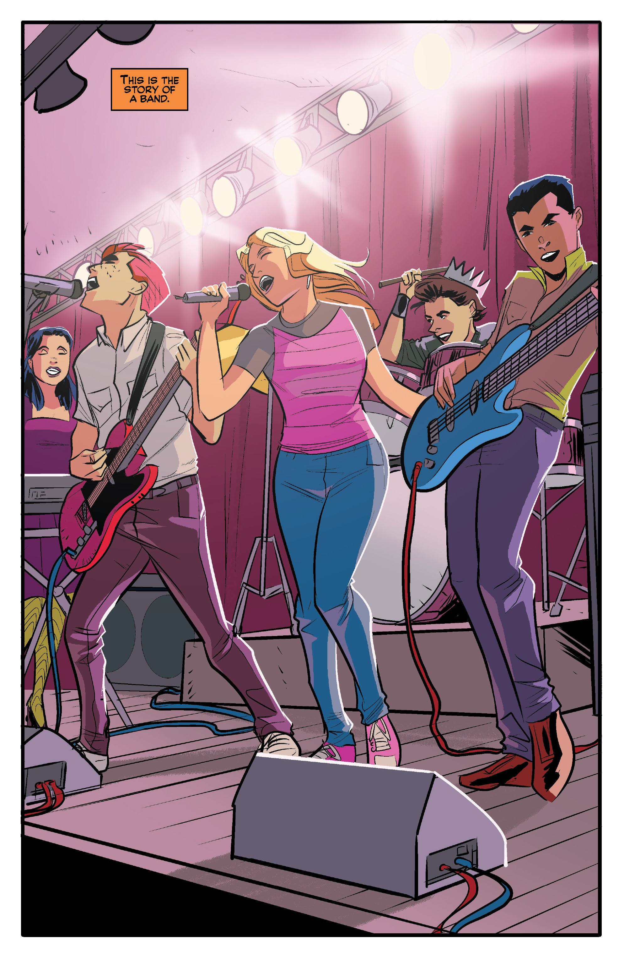 Read online Betty and Veronica (2016) comic -  Issue #3 - 24