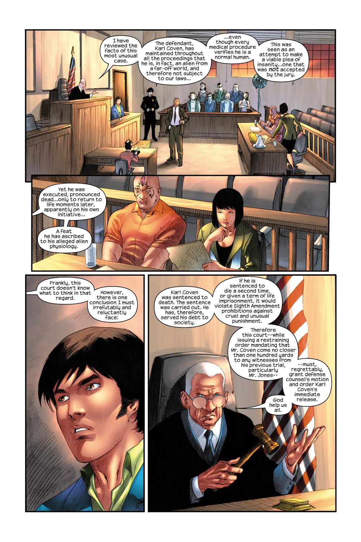 Captain Marvel (2002) Issue #9 #9 - English 14