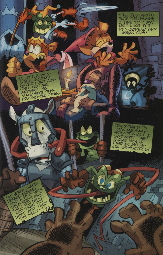 Read online Sonic Universe comic -  Issue #31 - 23
