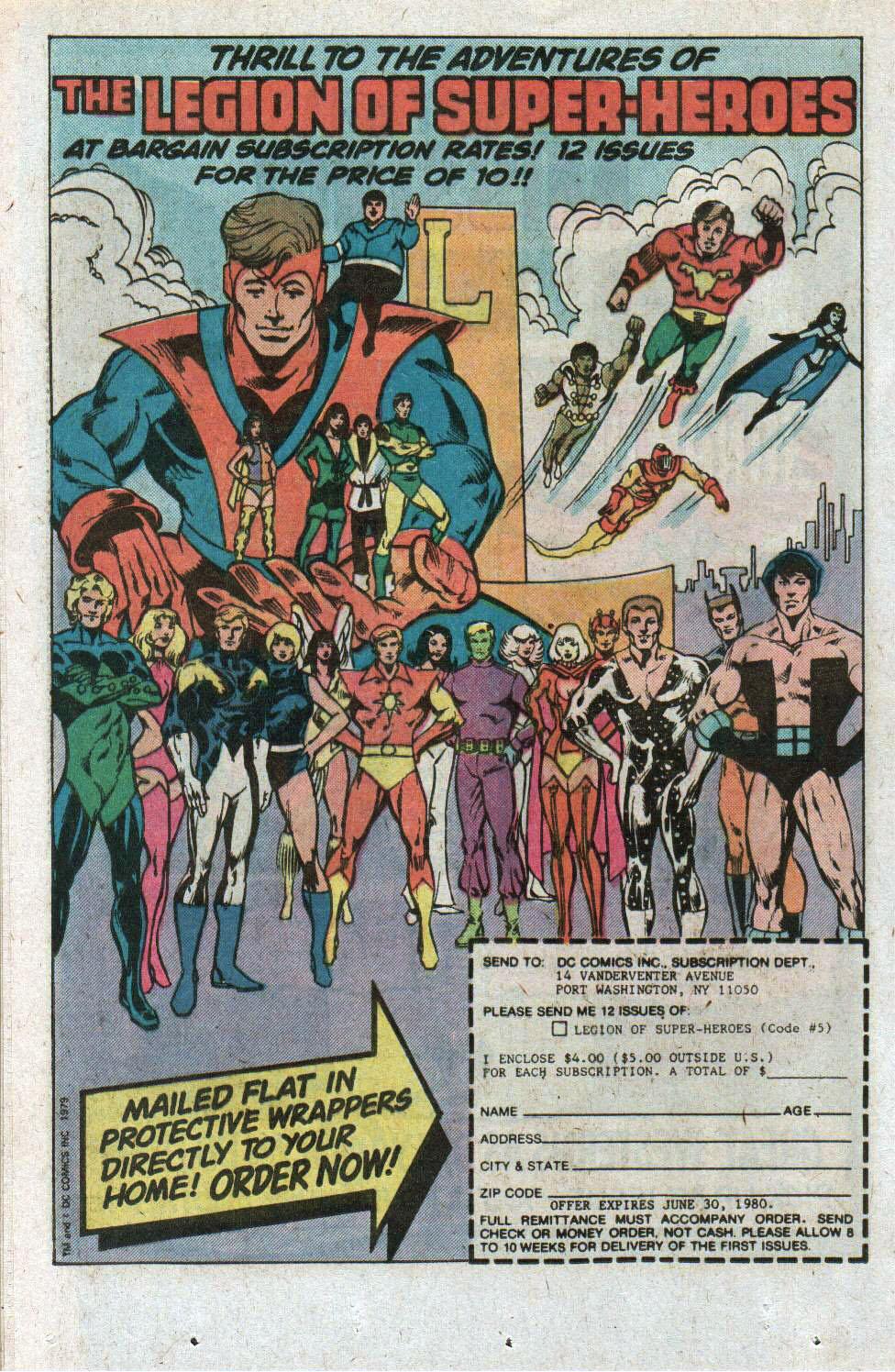 Read online Adventure Comics (1938) comic -  Issue #472 - 19