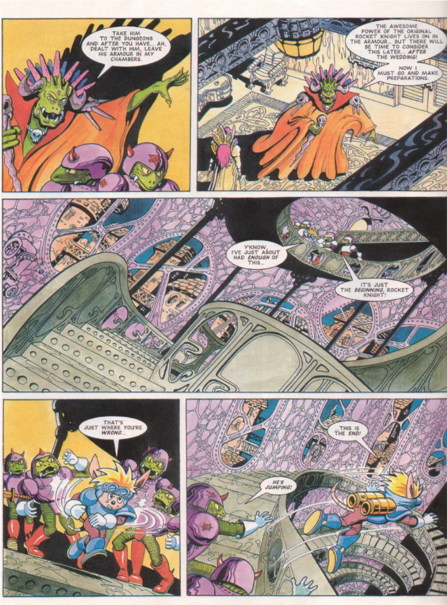 Read online Sonic the Comic comic -  Issue #55 - 25