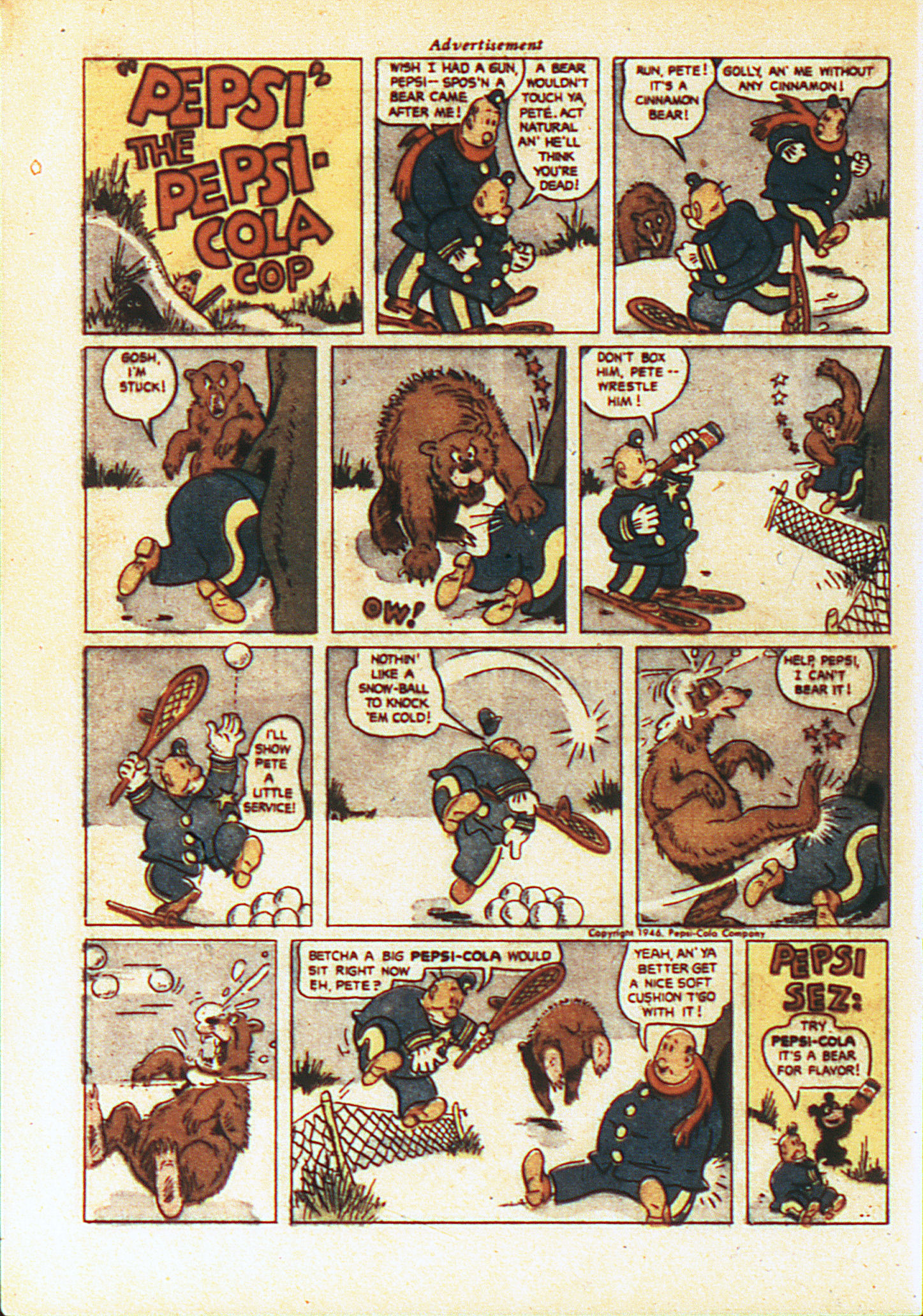 Read online Adventure Comics (1938) comic -  Issue #104 - 11
