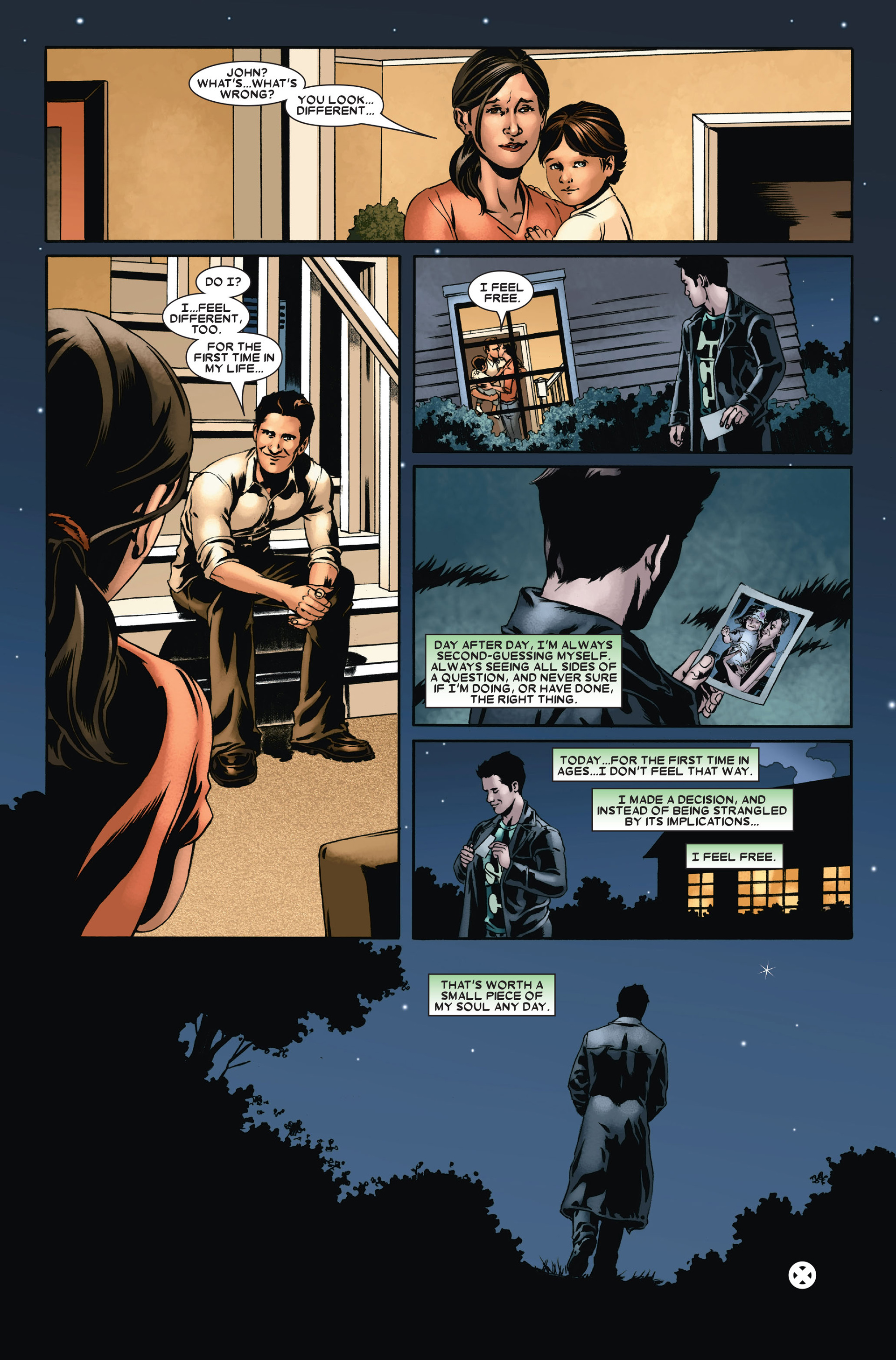 Read online X-Factor (2006) comic -  Issue #16 - 23