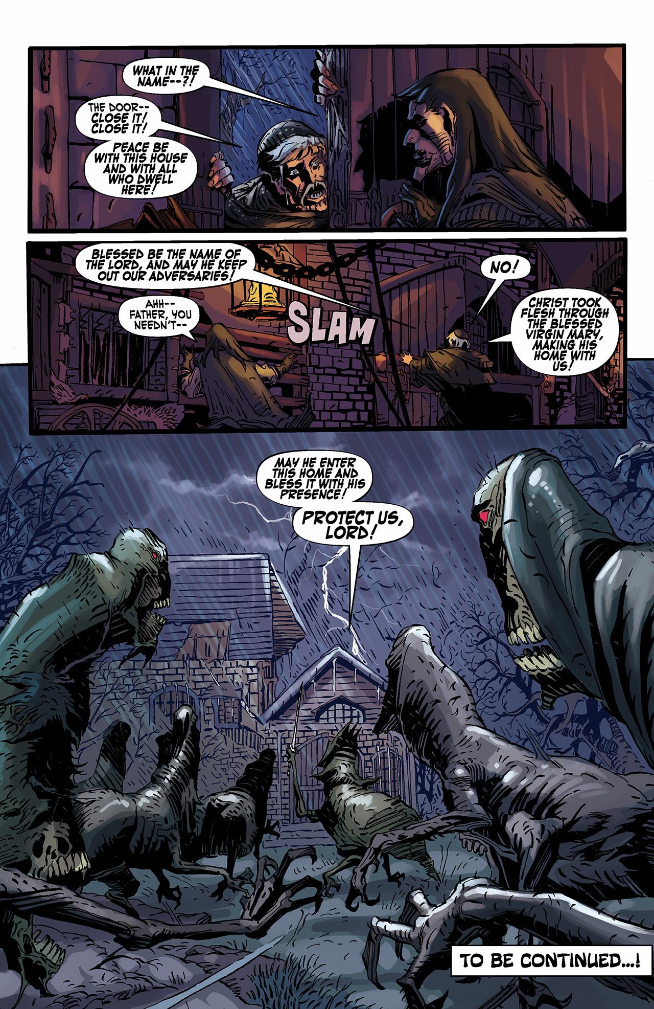 Read online Solomon Kane: Death's Black Riders comic -  Issue #2 - 24