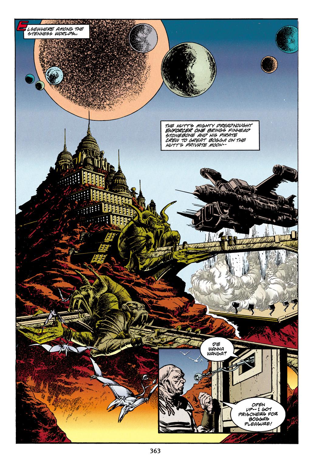 Read online Star Wars Omnibus comic -  Issue # Vol. 4 - 351