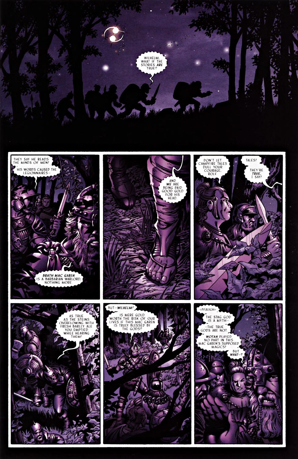 Read online Solus comic -  Issue #3 - 3
