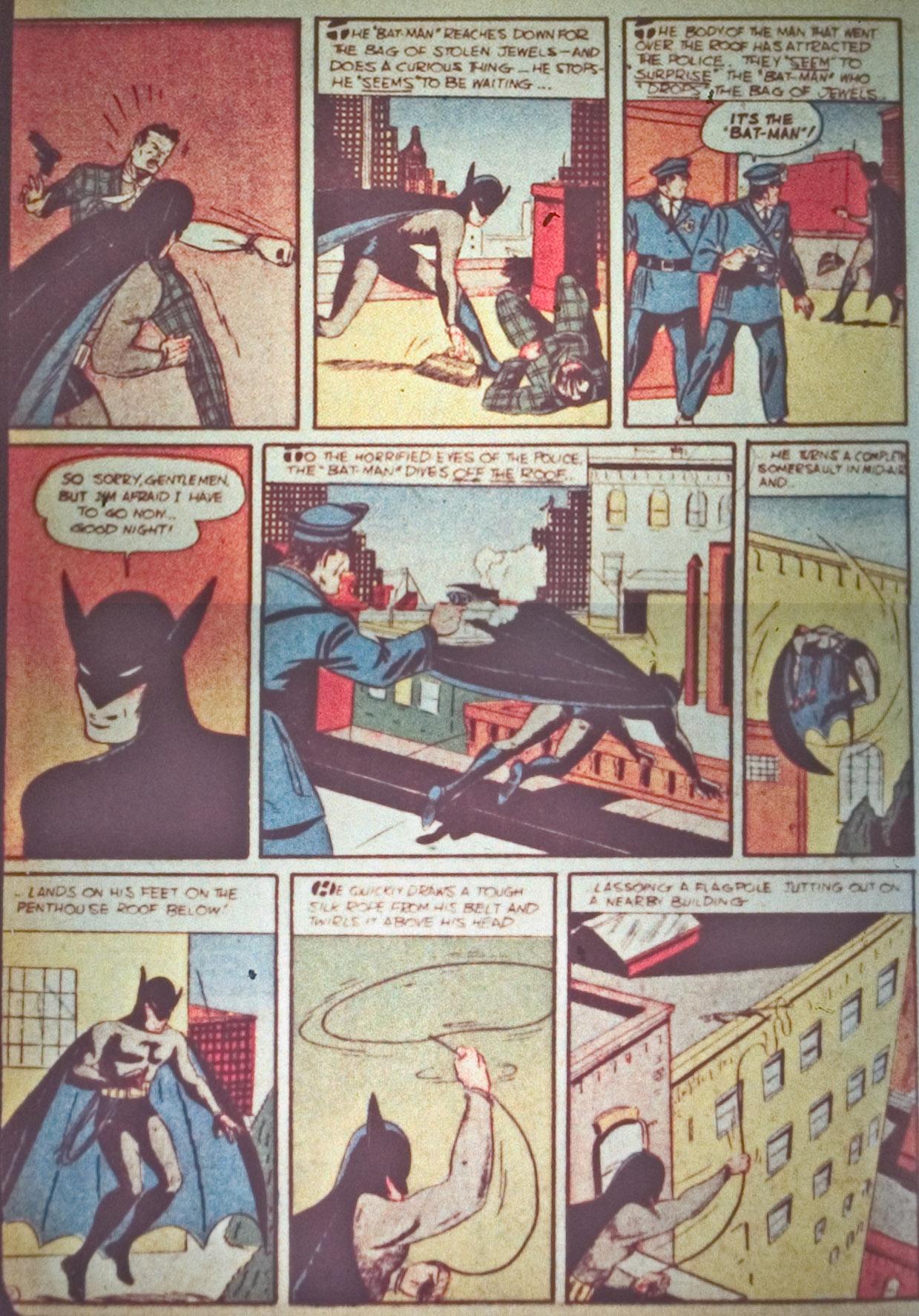 Detective Comics (1937) 28 Page 3