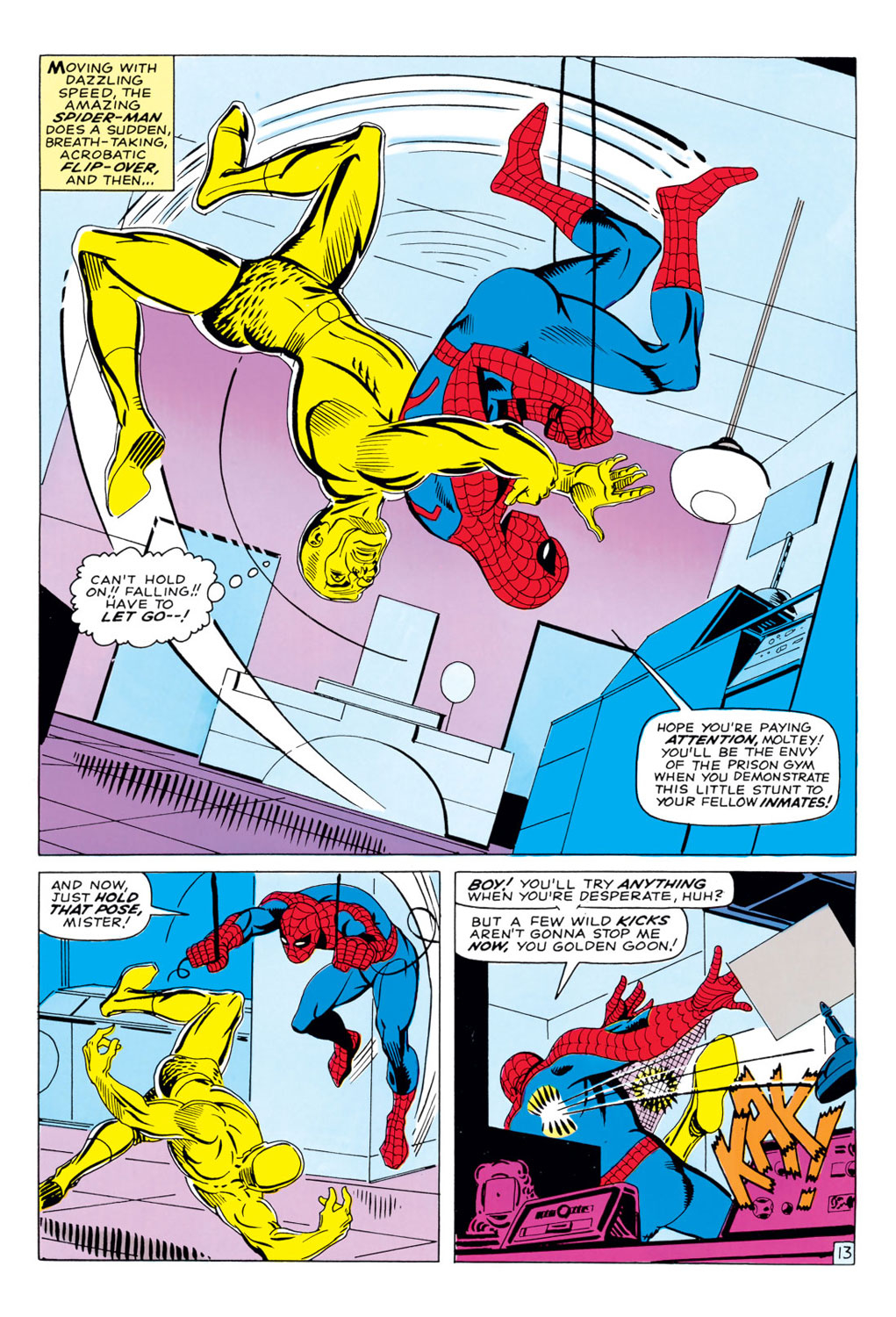 The Amazing Spider-Man (1963) 35 Page 13