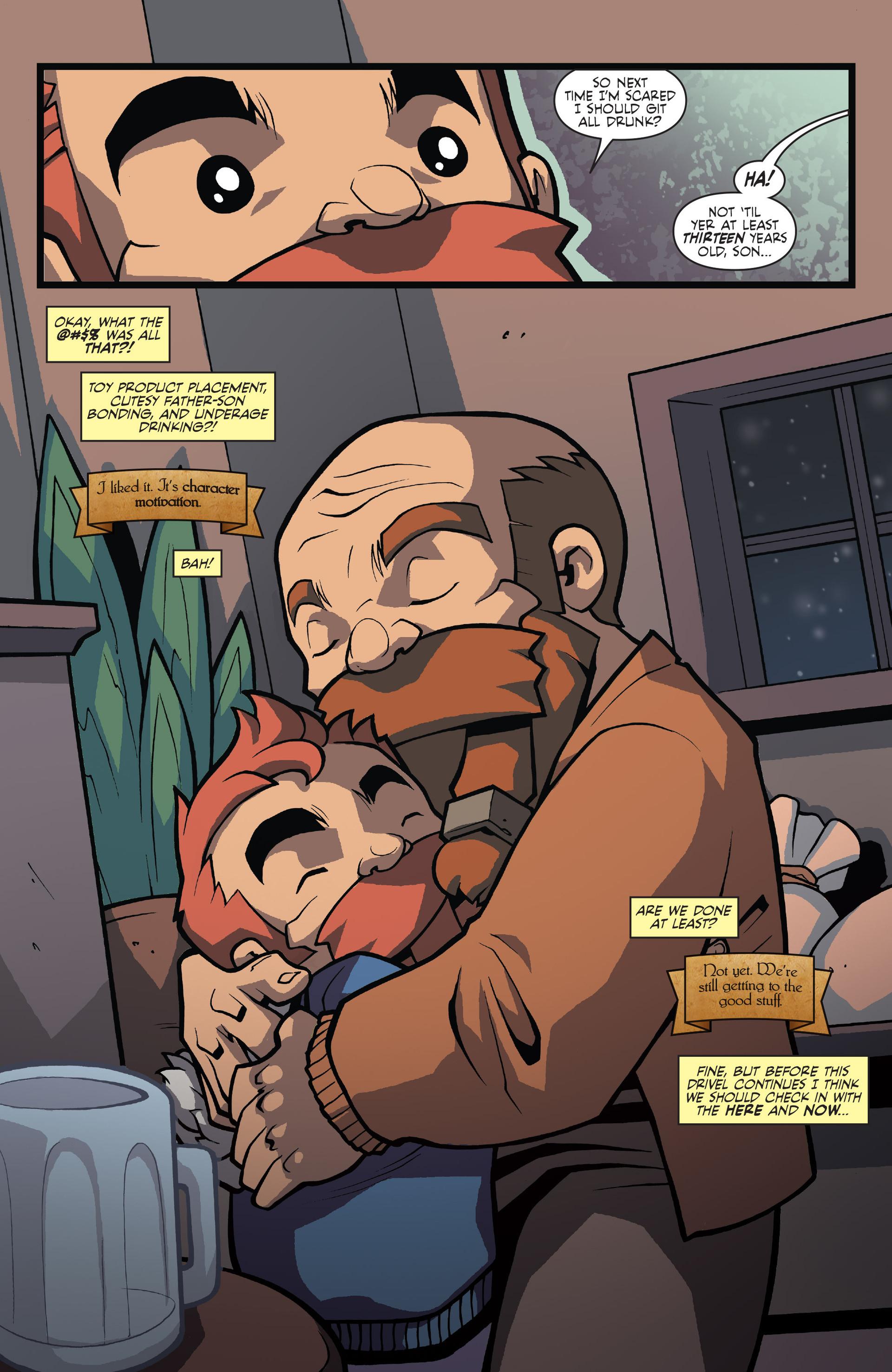 Read online Skullkickers comic -  Issue #26 - 19